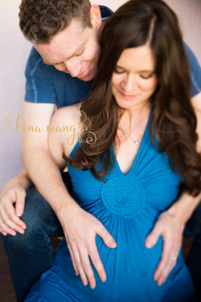 lena wang photography bay area maternity los gatos maternity san jose maternity san francisco maternity makeup indoor maternity studio portraits (4)