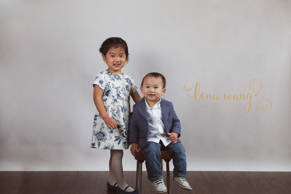 Palo Alto San Francisco Bay Area Baby 1 Year Portrait Cake Smash Photography Los Gatos Lena Wang Photography (1)