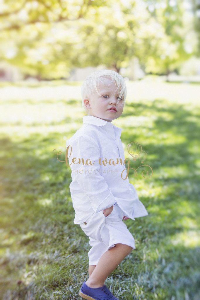 Los Gatos San Jose Santa Clara Kid Photography Outdoor Portrait Lena Wang Photography