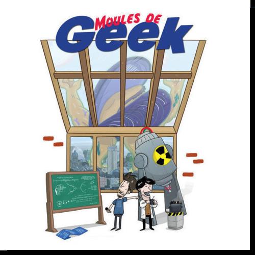 MOULES DE GEEK - Podcast door Lieven Scheire en wisselende co-presentatoren, met elke aflevering een ander wetenschappelijk of technologisch onderwerp. Alle ruimte voor inhoud en uitdieping, met een neus voor de wow- en de aha-erlebnis.BELUISTER MOULES DE GEEK:ITUNES ⟫LIBSYN ⟫SPOTIFY ⟫