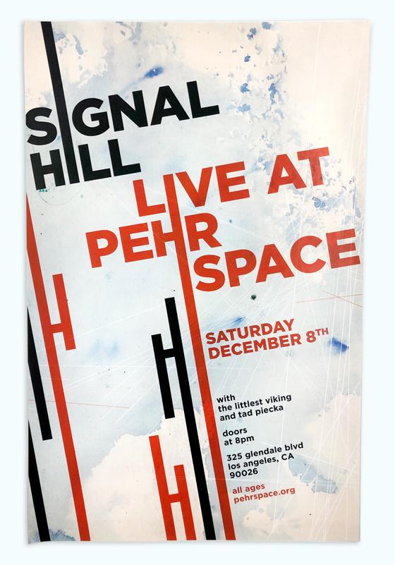 Signal Hill, Live @ Pehr Space (LA), December 2012