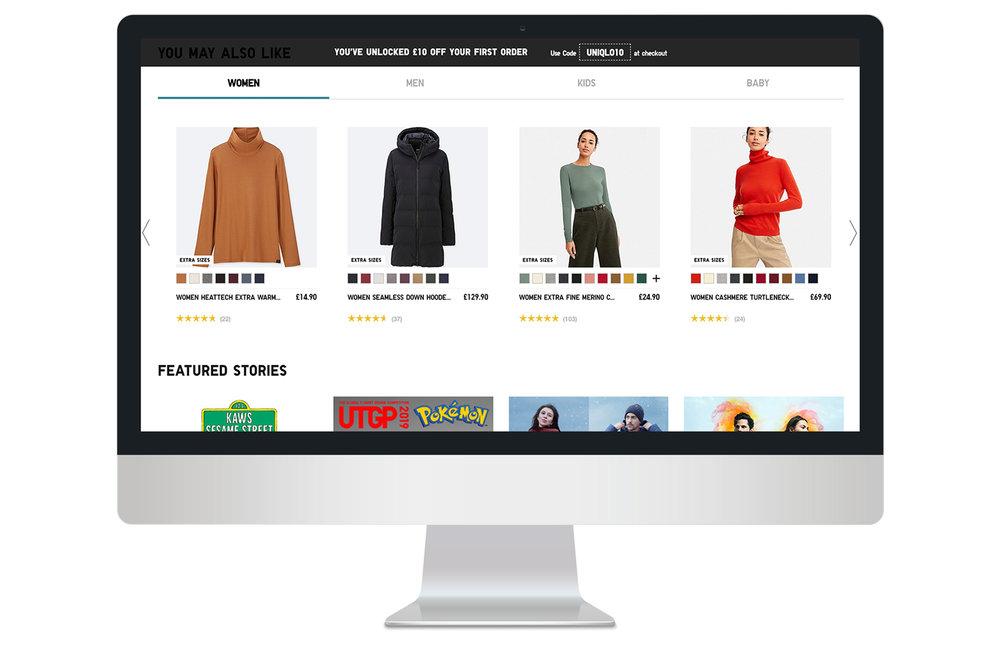 Continuity top bar on desktop