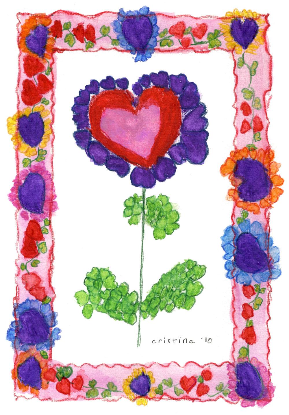 Frame Me... Beautiful & Loving Hearts