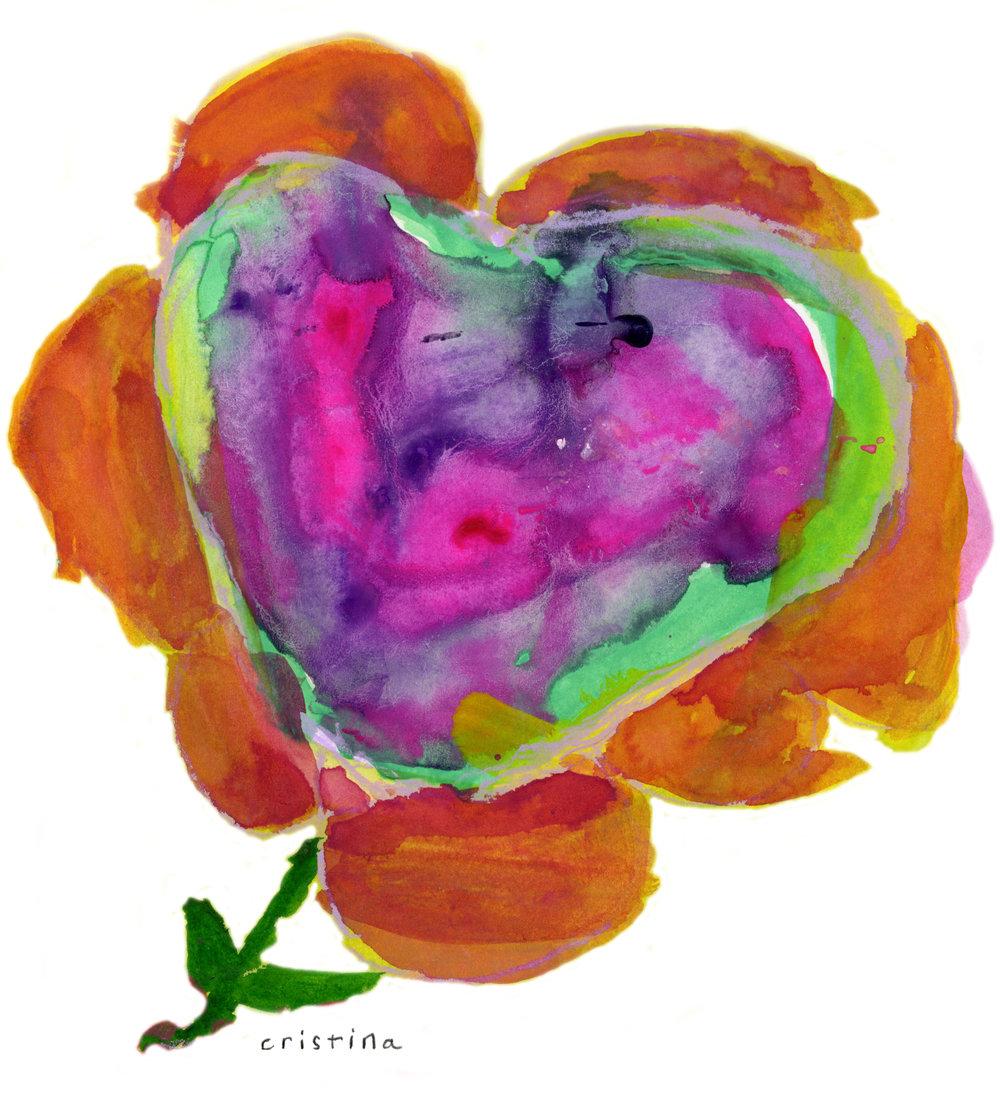 The Love Flower