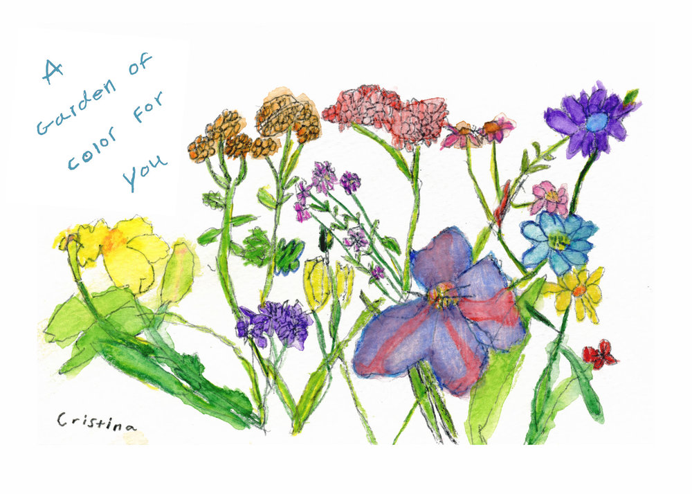 Spring Awakenings (with verse)