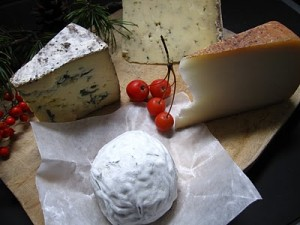 American Frontier Cheeseboard, by Madame Fromage