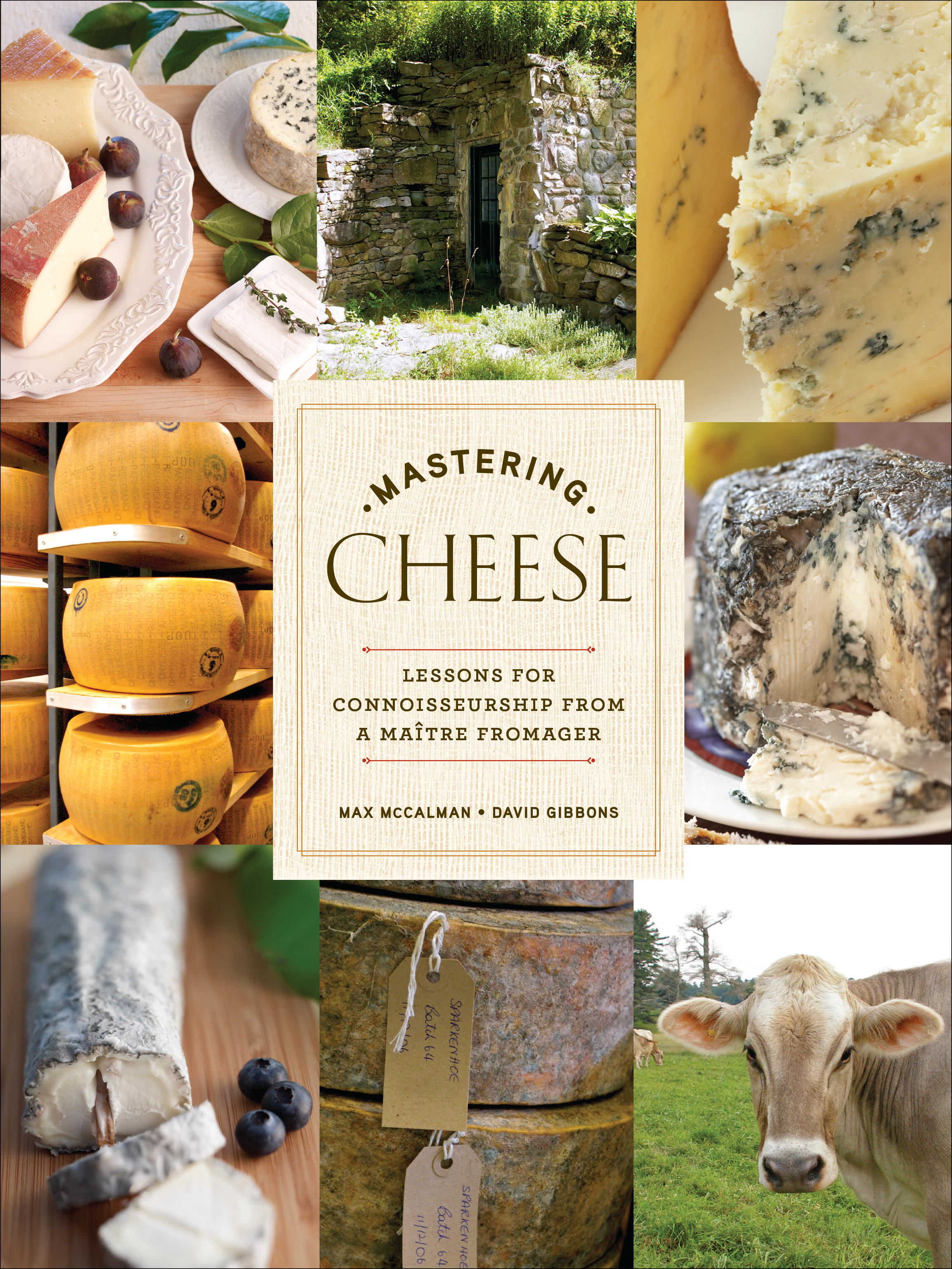 Mastering Cheese by Max McCalman