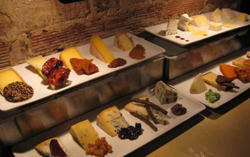Cheese Pairings by Tia Keenan
