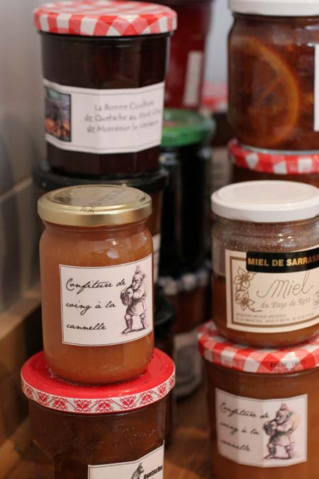 Claire's Jams, Loire Valley