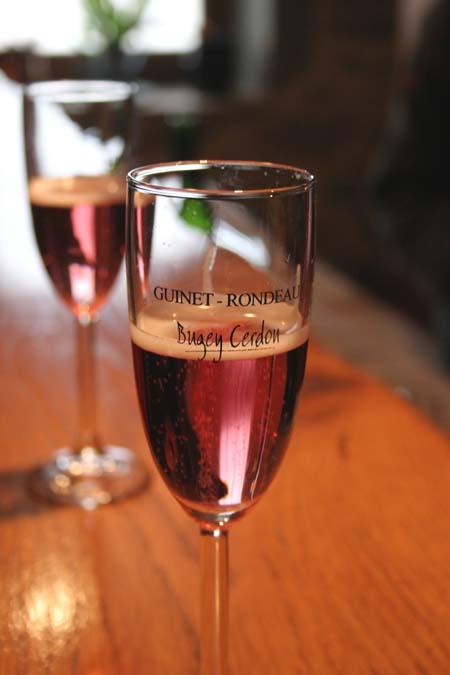 Guinet-Roundeau Bugey Cerdon