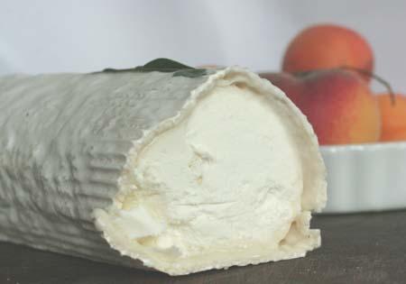 Zingerman Creamery's Lincoln Log