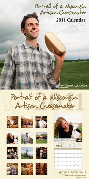 Portrait of a Wisconsin Artisan Cheesemaker