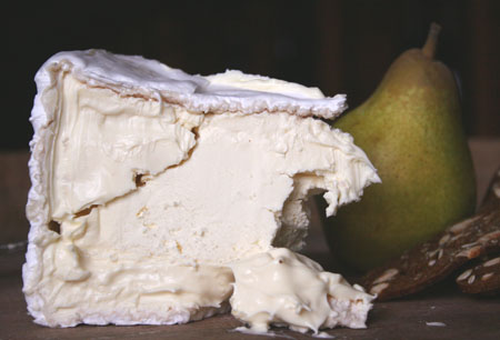 Brillat Savarin triple-creme