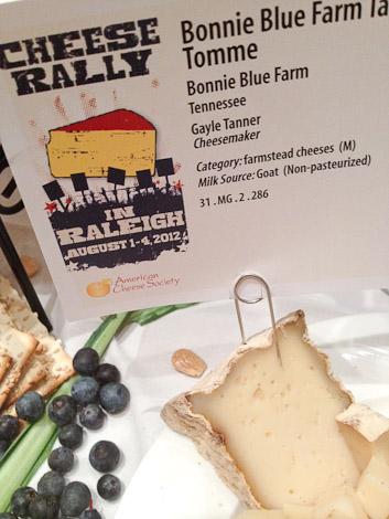 Bonnie Blue Tomme