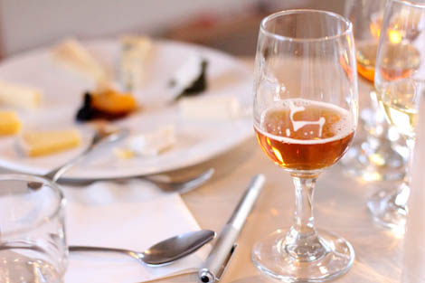 Beer and Cheese Class at 18Reasons, Tuesday Nov 27th