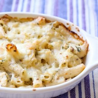 Herbed Cauliflower & Cheese Casserole