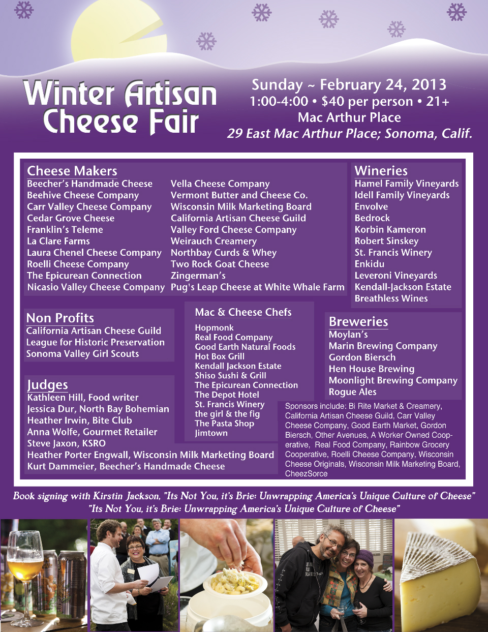WinterArtisanCheeseFair