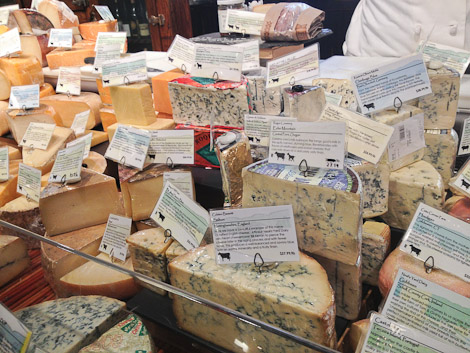 Pastoral, French Market. Cheesetopia.