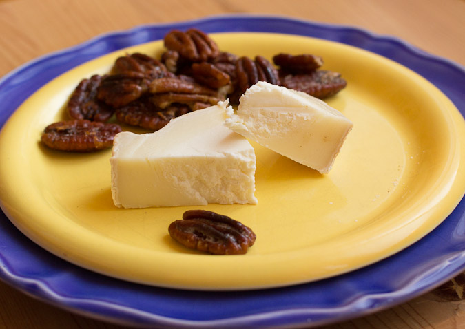 Buttered Pepper Pecans