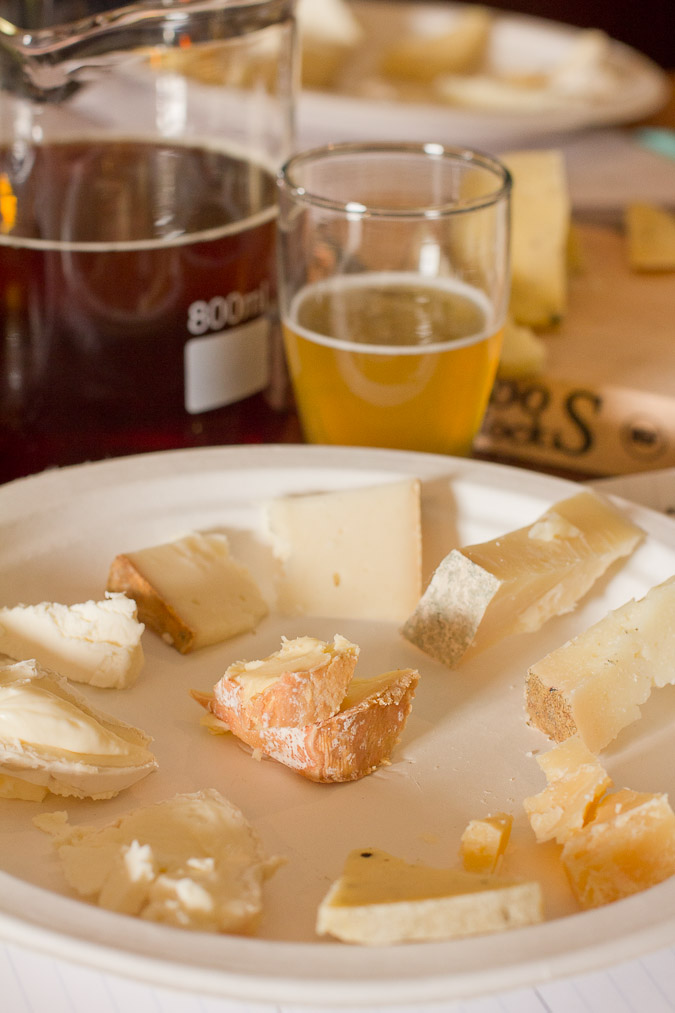 Beer and Cheese Pairing 1 (1 of 1)