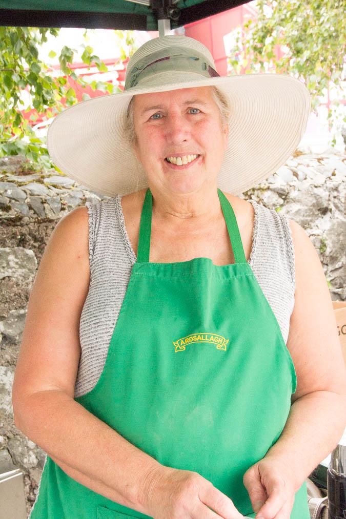 Alldsallagh Cheese Cheesemaker Jane Murphy