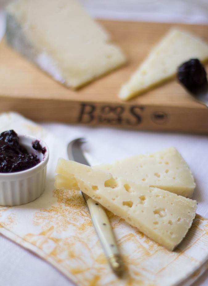 Dama Sagrada cheese
