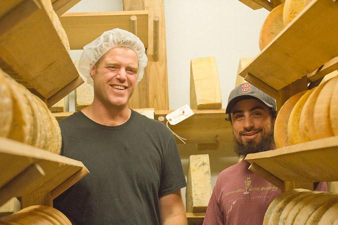 Cheesemaker as career in cheese? Maja of Dingle Cheese, Ireland