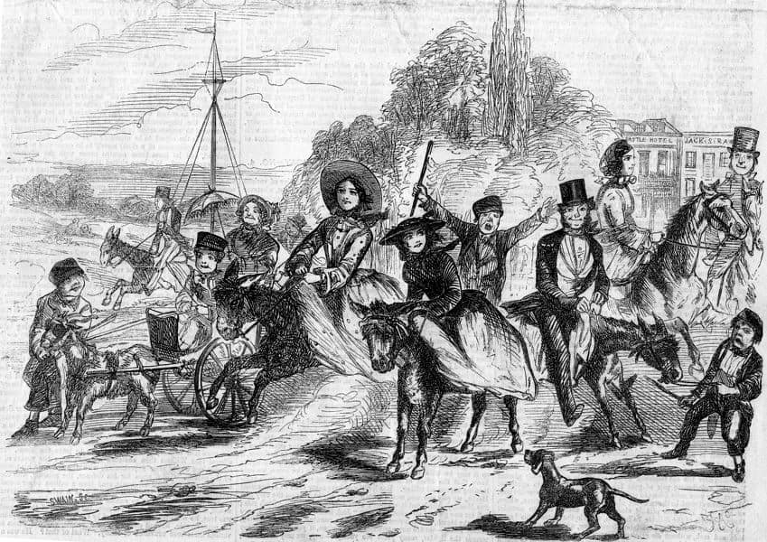 1856 St. Monday, or the people's holiday - No. 4 - Hampstead Heath.jpg