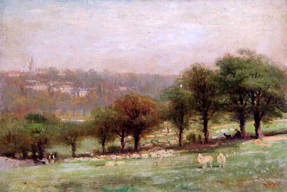 Robert Finlay Mcintyre - 1846 - 1906
