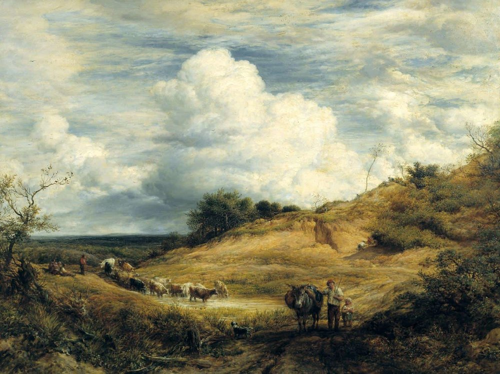 john linnell - 1792 - 1882