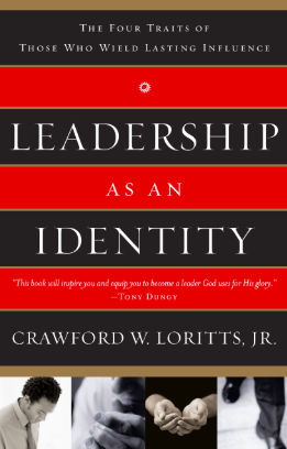 Leadership as an Identity - Crawford Loritts
