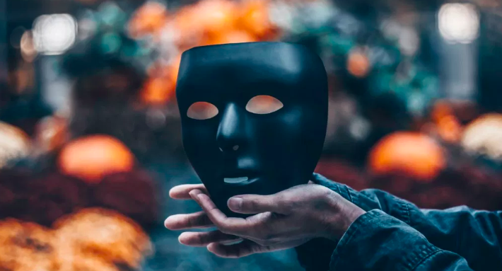 We Wear the Mask, But We Don't Have to - Gospel Centered Discipleship