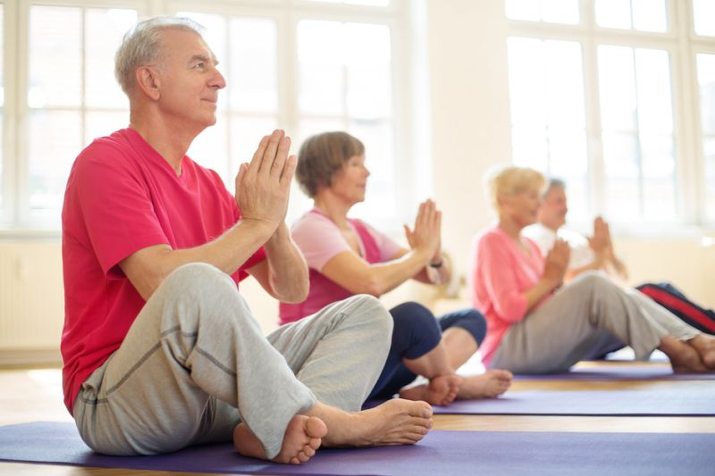 GUEST POST: National Senior Health and Fitness Day - Staying