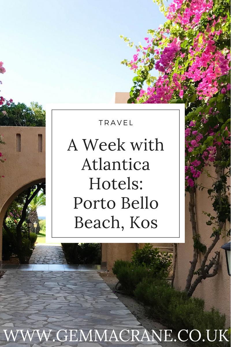 A Week with Atlantica Hotels: Porto Bello Beach, Kos