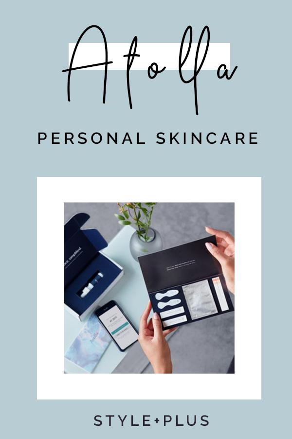 Gemma Crane for Atolla Personal Skincare