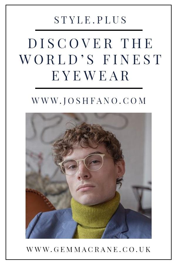 Gemma Crane for Josh Fano on Style Plus