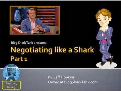 negotiating like a shark