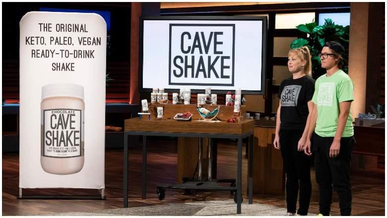 cave-shake-shark-tank-keto