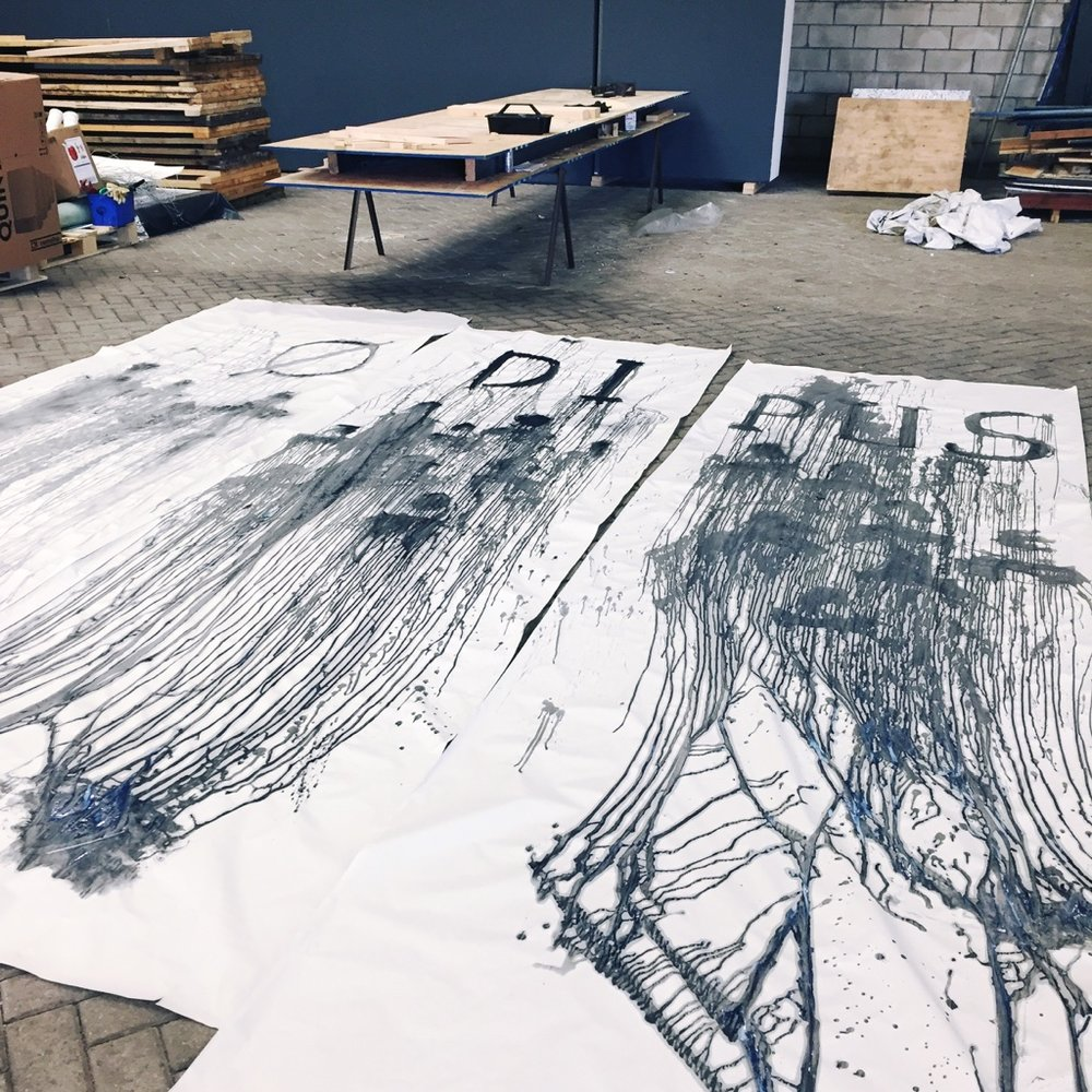 © maxinedevaud I Open Workstation I Operadagen Rotterdam I 2018