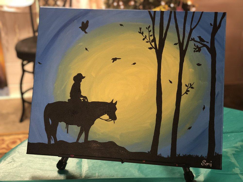 Cowboy Canvas