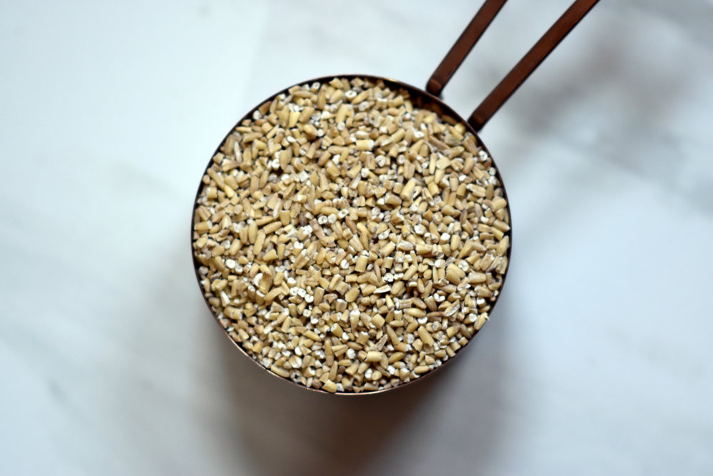 raw steel cut oats - because i love oats, my heart & marketing tricks