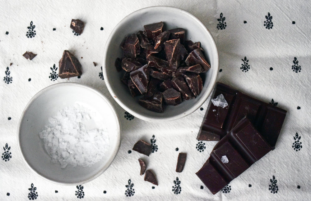 salt & chocolate - all the good things in life