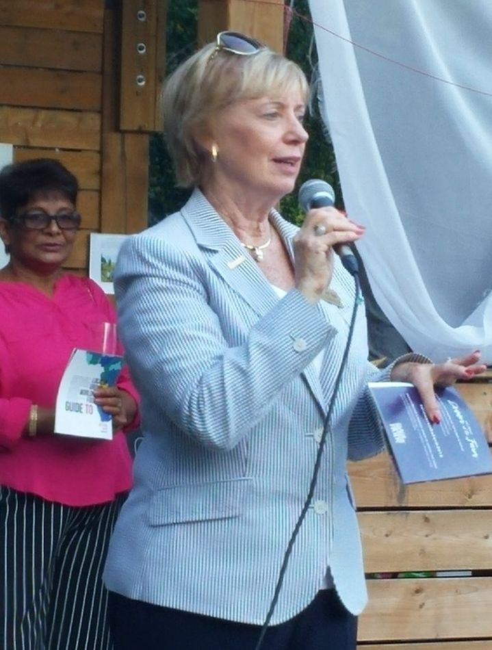 Hon. Judy Sgro