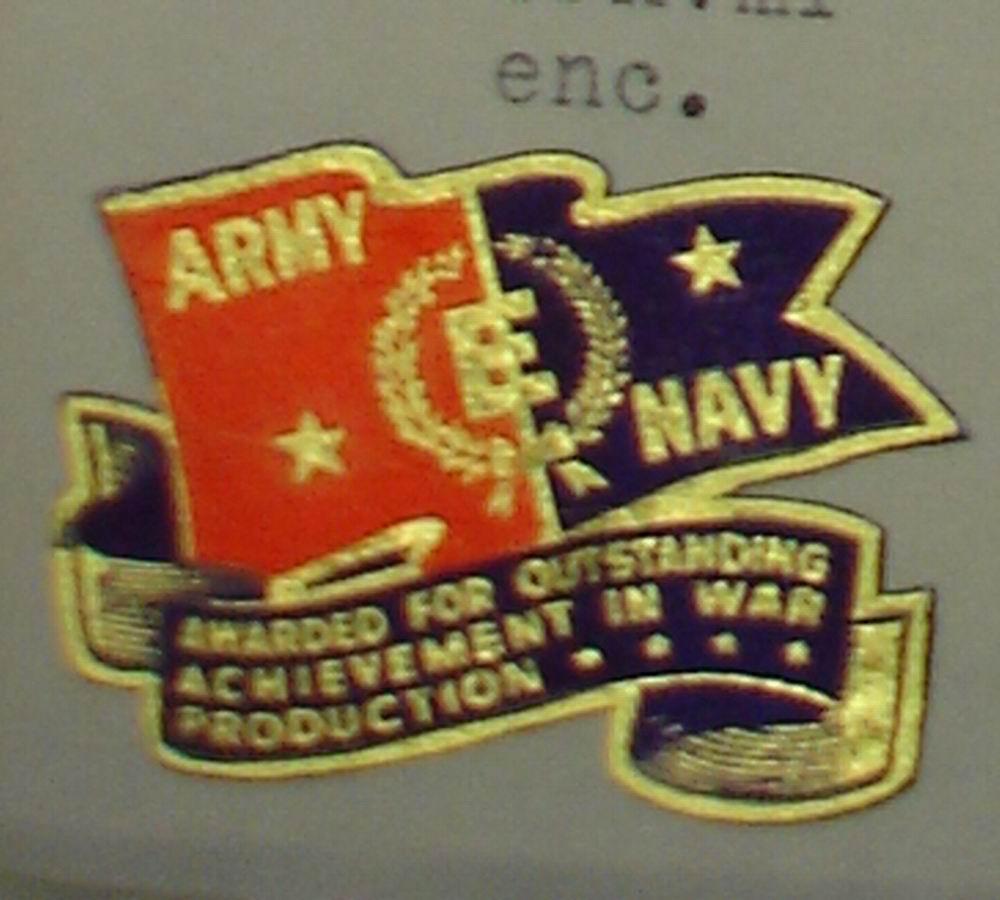 eaward flag with inscription.JPG