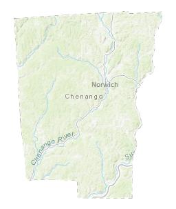 Chenango County -
