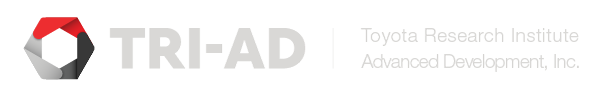 TRI-AD|Toyota Research Institute - Advanced Development, Inc.