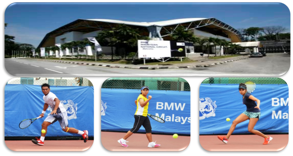 BMW MALAYSIAN NATIONAL CIRCUIT    Participants: 768 people  Qualifying players in Masters: 64 players