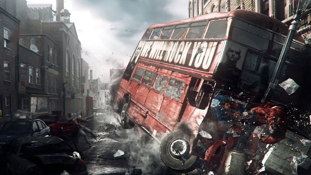 ZombiU offered just one, erm, vision of Britain