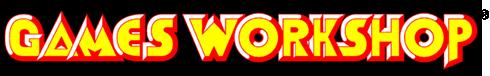Games Workshop logo.