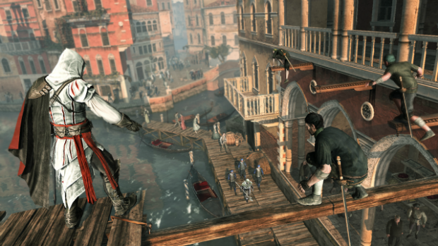 Source:  Ubisoft, Assassins Creed II promotional image